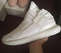 With Box Y- 3 Sneakers for Men and Women all White Black Flor...
