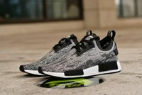 [with Shoes Box] Ultra NMD RunnerING Primeknit Women and Men...