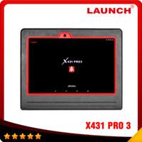 LAUNCH X431 PRO3 Scanpad bluetooth   WIFI Full System Car Di...
