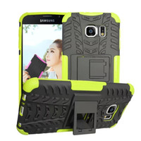 new cell phone case for Samsung galaxy s6 rugged anti - skidd...