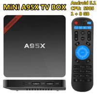 NEXBOX A95X Smart TV Box Amlogic S905X Quad Core 64 Bit Cort...
