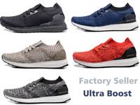 Factory Seller 2016 Ultra Boost Uncaged Men' s Running S...