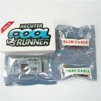Nouveau Xecuter coolrunner Rev.D avec Oscillator Crystal pour Xbox360 Support 9.6A RGH Corona slim