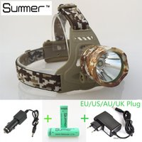 3000LM XM- T6 LED Headlamp Headlight Flashlight Head Lamp Lig...
