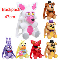 Backpack 18. 5' ' 47CM Five Nights At Freddy' s ...
