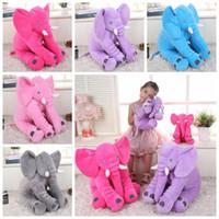 Ins Elephant Doll Elephant Long Nose Pillow Soft Plush Stuff...