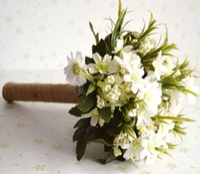 Hand bouquet of flowers, Bride holding flowers wedding suppli...