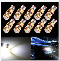 100PCS canbus led bulbs T10 w5w 168 194 501 3014 27smd with ...