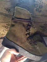 yumatrade Original box Kanye West Season 2 Boot Army Green M...
