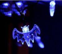 2016 hot sale led strings Halloween Pumpkin LED battery box ...