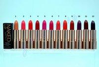 Makeup Naked HERES B2UTY Makeup MATTE Lipstick Audacious Rou...