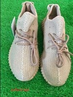 gift(sock+ keychian) PU quality Moonrock 350 Boost Low Shoes ...