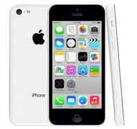 Reformado de Apple iPhone desbloqueado de fábrica 5C IOS 8 de doble núcleo 8GB / 16GB / 32GB 4.0