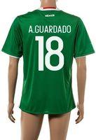 Thai Quality Customized 15- 16 new season Mexico home mens 18...