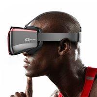 2016 lunettes de la réalité virtuelle de verres 3D de la VENTE 3D d'UCVR de ventes chaudes 360 visions entières de visionnement de jeu Regardant la boîte de VR de film pour l'iPhone samsung S7