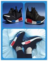 wholesale NMD Runner Primeknit Men' S Running Shoes Fash...