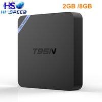 T95N MINI M8S pro Amlogic S905X android TV box Quad Core 2GB...