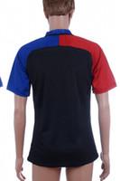 2015- 2016 Soccer Jerseys Team Jersey USA Uniform Blue with S...
