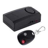 Wireless Vibration Alarm Home Security Door Window Car Motor...