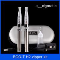 Electronic Cigarette EGo T H2 Double Zipper Case Kit 2. 0ml A...