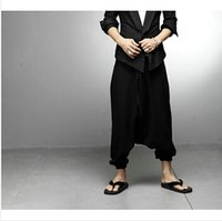 Wholesale Black Linen Capri Pants - Buy Cheap Black Linen Capri ...