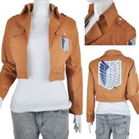 Attack on Titan Jacket Shingeki no Kyojin Legion Coat Cospla...