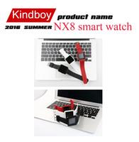 meilleur U8 Montre Bluetooth NX8 intelligent Bluetooth Montre de sport 1,44