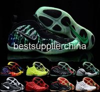 2016 New Foamposites Olympic Basketball Shoes Galaxy Air Hol...