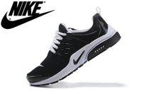 Nike Air Presto BR QS Breathe Classical Black White Running ...