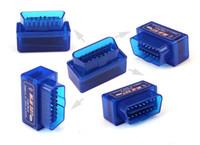 New OBD V2. 1 mini ELM327 OBD2 Bluetooth Auto Scanner OBDII 2...
