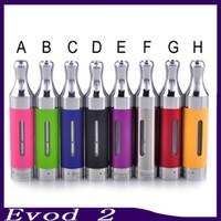 Kanger Evod 2 atomiseur 1.8ml Upgated reconstructible atomiseur BDC réservoir pour la batterie de fil ego 0203147