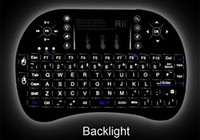 I8 Fly Air Mouse Mini Wireless Handheld Keyboard 2. 4GHz Touc...