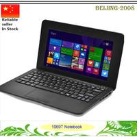 10. 1 inch 1069T mini Student Netbook Quad core 1024*600 Wind...