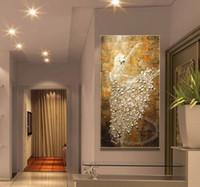Балерины, чистое ремесло Современная абстрактная живопись маслом, домашняя декорация на высоком качестве Размер холста можно настроить