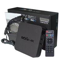 MXQ 4K Rockchip RK3229 Andriod TV Box Smart IPTV Set Top Box...