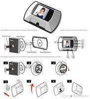 Visionneuse électronique grand angle 2.4