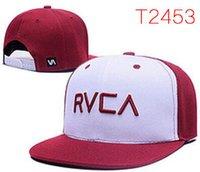 Wholesale RVCA Snapbcks New Snapback Caps, Men Snapback Cap ,...
