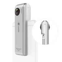 Insta360 Nano compatta Mini 360 gradi panoramica Panorama fotocamera 3K HD 210 gradi doppio grandangolare Fisheye D3988