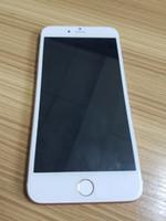 Goophone I7 plus 5.5inch cellphone 512M / 8G quad core MTK6580 peut afficher le faux téléphone déverrouillé 1G / 64G 4G LTE