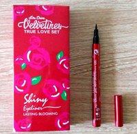 HOT MAKEUP Lime Crime Eyeliner Liquide Pencil waterproof Bla...