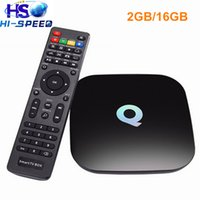 10PCS MXQ Pro Q- BOX Q BOX Amlogic S905 Android 5. 1 Q TV BOX ...