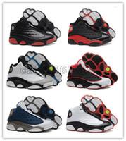 2016 Basketball Shoes Retro XIII HE GOT GAME French Blue Men...