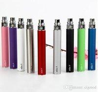 Electrónica cigarrillos ego t batería eGo 650mah 900mah 1100mah baterías batería 510 hilo para CE3 CE4 atomizador