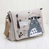 Tonari no totoro My Neighbor Totoro messenger bags single sh...