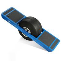 Stock en Allemagne! Une grande roue de planche à roulettes monocycle électrique auto équilibrage hors route Scooter Cool 500W hub flux transversal
