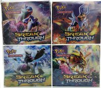 Retail Copy 2016 Lastest Edition XY Trading Cards 324pcs lot...