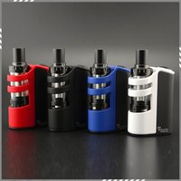 Original Tesla Stealth 100W TC Starter Kit E Cigarette Vapor...