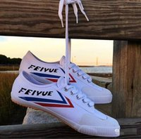 Feiyue Canvas Sneaker Martial Arts Kung Fu Casual Sports Cla...
