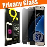 Pour Iphone 7 Intégrité Verre trempé pour S7 iPhone 6 6s Note 5 Protecteur d'écran Samsung sur 5 Screen Guard Cover Shield pour Samsung LG