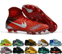 New 2016 Mens Mercurial Superfly CR7 FG Soccer Cleats Magist...